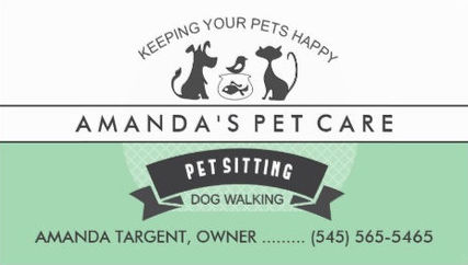 Girly pet sitting and pet care business cards girly business cards cute retro mint green and white pet sitting dog walker business cards colourmoves